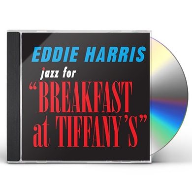 Eddie Harris JAZZ FOR BREAKFAST AT TIFFANY'S CD