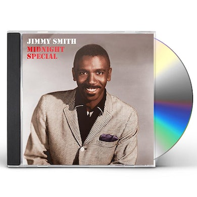 Jimmy Smith MIDNIGHT SPECIAL CD