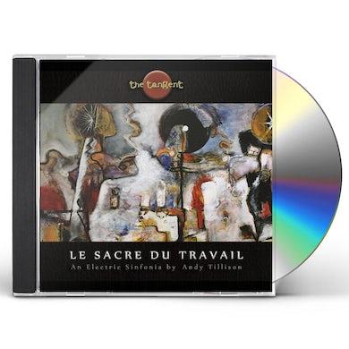 Tangent LE SACRE DU TRAVAIL CD
