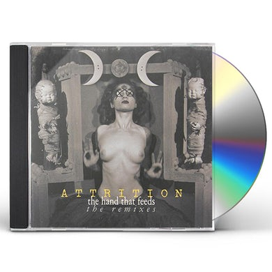 Attrition HAND THAT FEEDS / A TRICKY BUSINESS CD