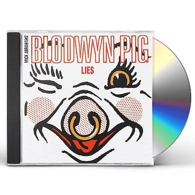 Blodwyn Pig BASEMENT TAPES / LIES CD