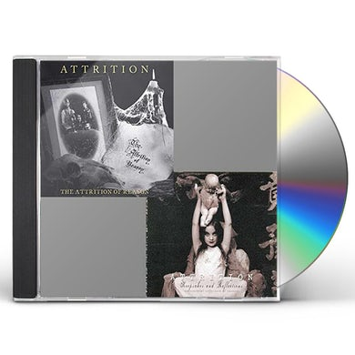 ATTRITION OF REASON / KEEPSAKES FOR CD
