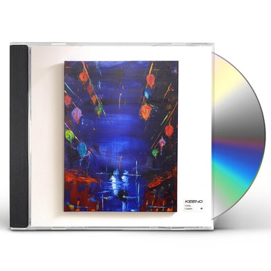 Keeno I LIVE, I LEARN CD