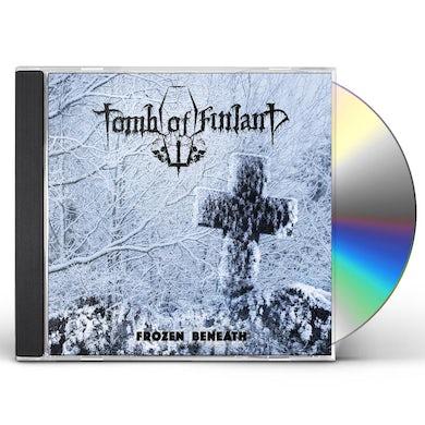 TOMB OF FINLAND FROZEN BENEATH CD