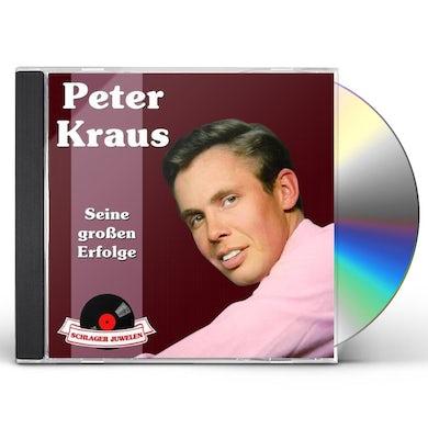 Peter Kraus SCHLAGERJUWELEN CD