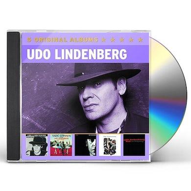 Udo Lindenberg 5 ORIGINAL ALBUMS 2 CD