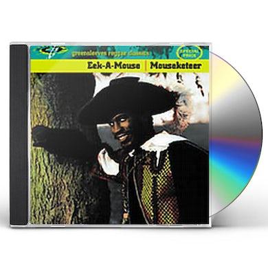 Eek-A-Mouse MOUSEKETEER CD