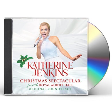 Katherine Jenkins CHRISTMAS SPECTACULAR FROM THE ROYAL ALBERT HALL CD