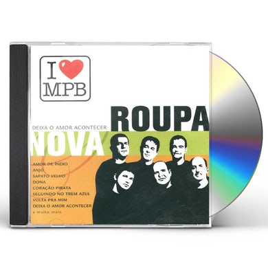 Roupa Nova I LOVE MPB CD