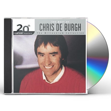Chris De Burgh 20TH CENTURY MASTERS: MILLENNIUM COLLECTION CD