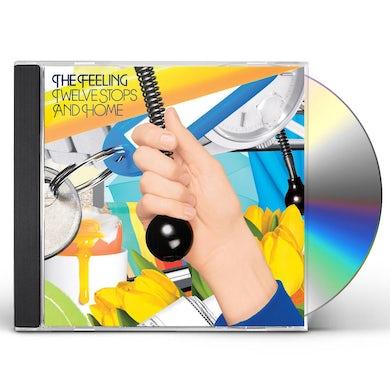 Feeling TWELVE STOPS & HOME CD