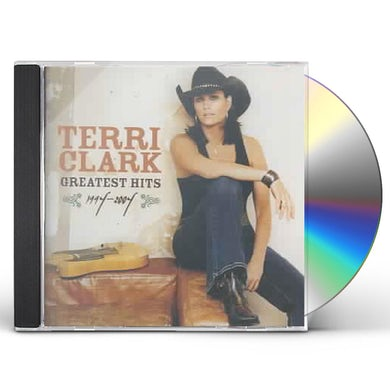 Terri Clark GREATEST HITS CD