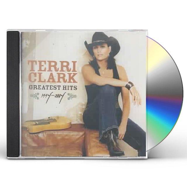 Terri Clark GREATEST HITS CD