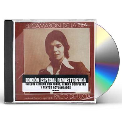 Camaron De La Isla CAMINITO DE TOTANA CD
