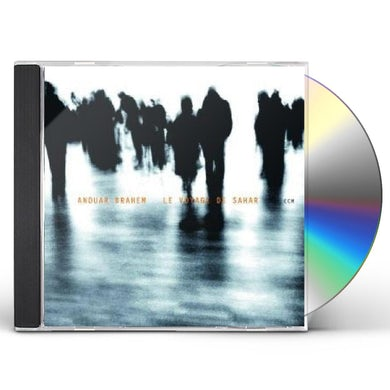 Anouar Brahem VOYAGE DE SAHAR CD
