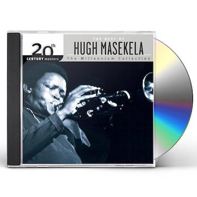 Hugh Masekela 20TH CENTURY MASTERS: MILLENNIUM COLLECTION CD