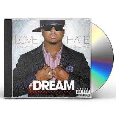 The-Dream LOVEHATE CD