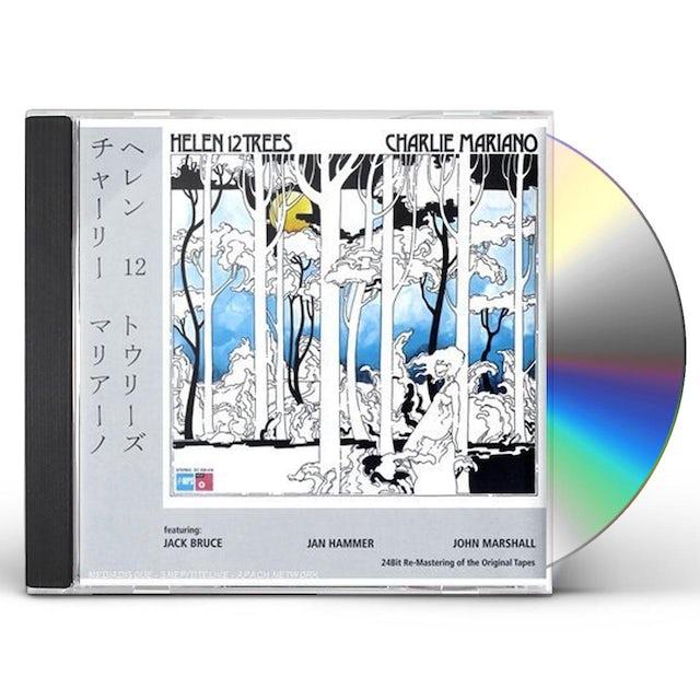 Charlie Mariano HELEN 12 TREES CD