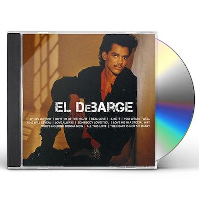 El DeBarge ICON CD
