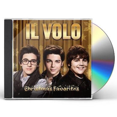 Il Volo CHRISTMAS FAVORITES EP CD