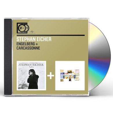 Stephan Eicher ENGELBERG/CARCASSONNE CD
