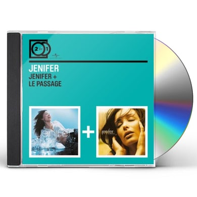 JENIFER/PASSAGE CD