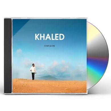 Khaled C'EST LA VIE CD
