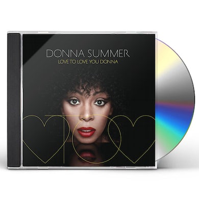 Donna Summer LOVE TO LOVE YOU DONNA CD