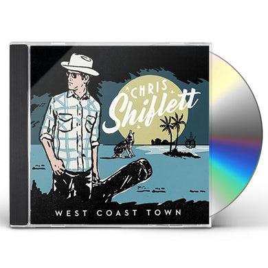 Chris Shiflett WEST COAST TOWN CD