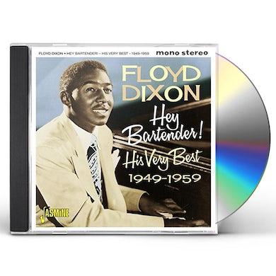 HEY BARTENDER! HIS VERY BEST 1949-1959 CD
