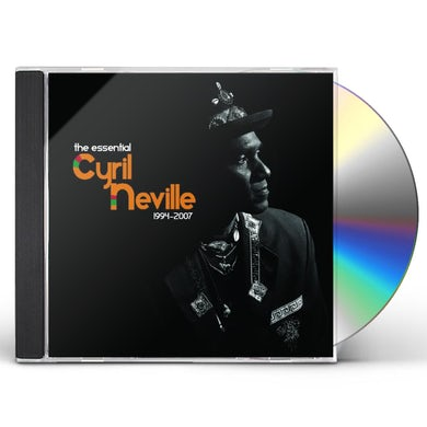 ESSENTIAL CYRIL NEVILLE 1994-2007 CD
