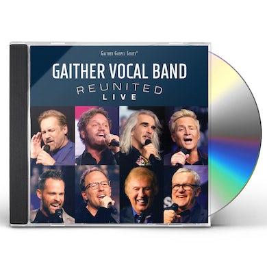 REUNITED LIVE CD