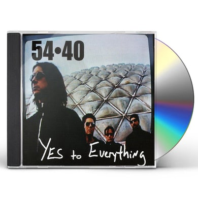 54-40 YES TO EVERYTHING CD