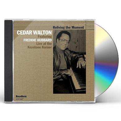 Cedar Walton RELIVING THE MOMENT CD