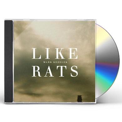 Mark Kozelek LIKE RATS CD