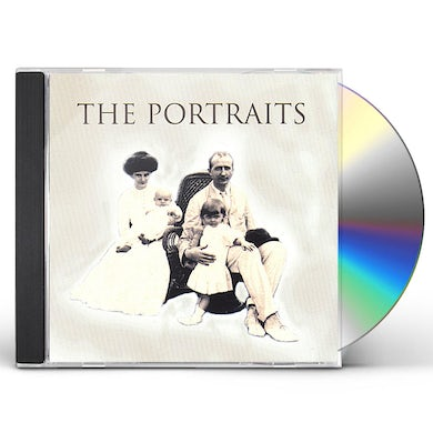 Portraits KIN CD