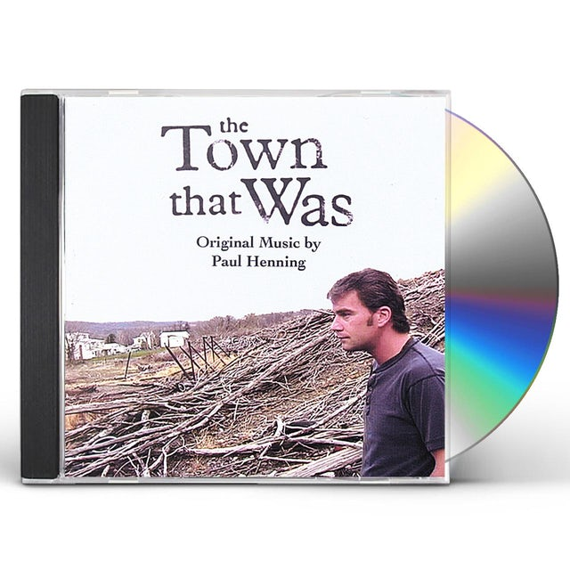 Paul Henning TOWN THAT WAS CD