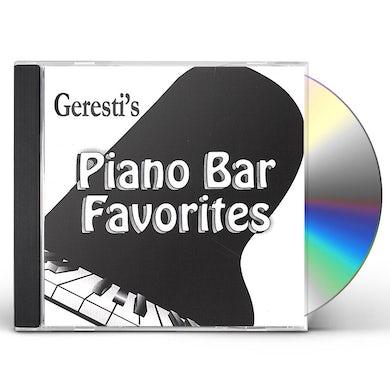 Geresti PIANO BAR FAVORITES CD