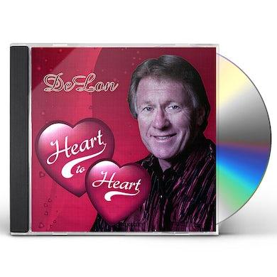 DeLon HEART TO HEART CD