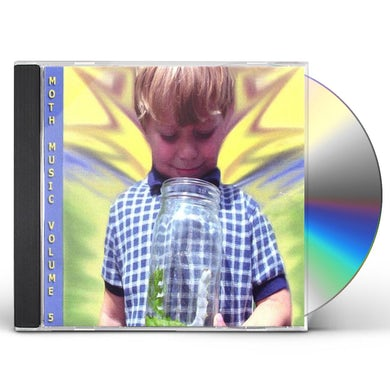 MOTH MUSIC 5 CD