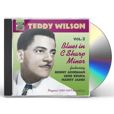 Teddy Wilson BLUES IN C SHARP MINOR CD