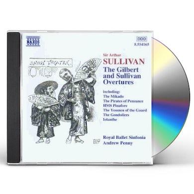 SIR ARTHUR SULLIVAN CD