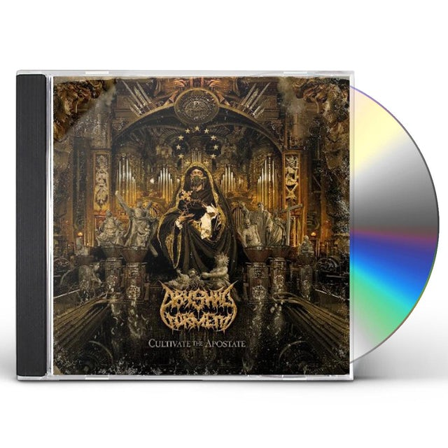 Abysmal Torment CULTIVATE THE APOSTA CD