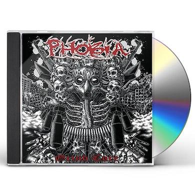 Phobia GRIND CORE CD