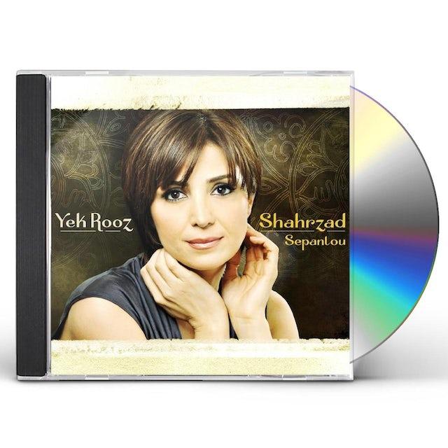 Shahrzad Sepanlou YEK ROOZ CD