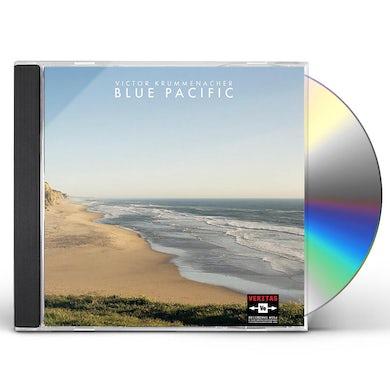 Victor Krummenacher BLUE PACIFIC CD