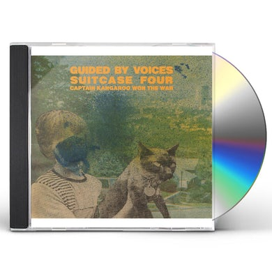 Guided By Voices SUITCASE 4: CAPTAIN KANGAROO WON THE WAR CD