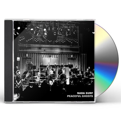 Nada Surf PEACEFUL GHOSTS CD