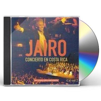 Jairo CONCIERTO EN COSTA RICA 2 CD