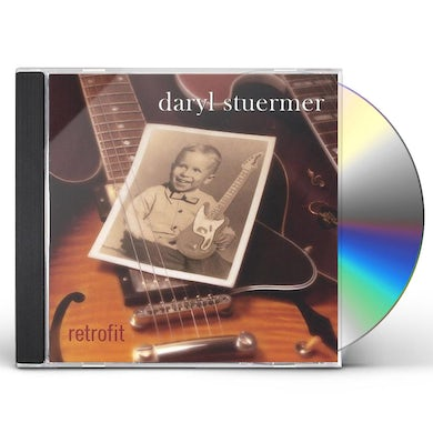 Daryl Stuermer RETROFIT CD